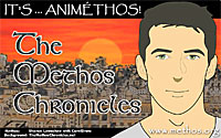 My vector animated Methos, illustrated with CorelDraw